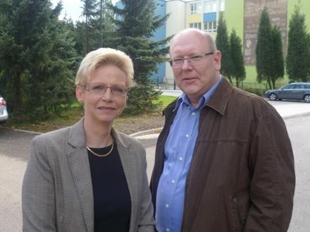 Die Schiedskommission wird geleitet von Michael Silvester, mit dabei Inka Plaßmann