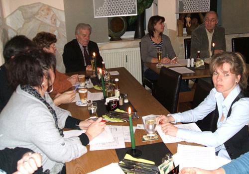 Kreisverband debattiert Mitgliederbefragung zur Polizeikennzeichnung