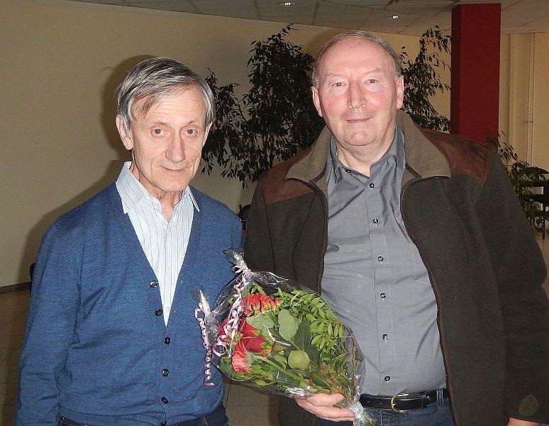 Achim Küstermann beging 70. Geburtstag