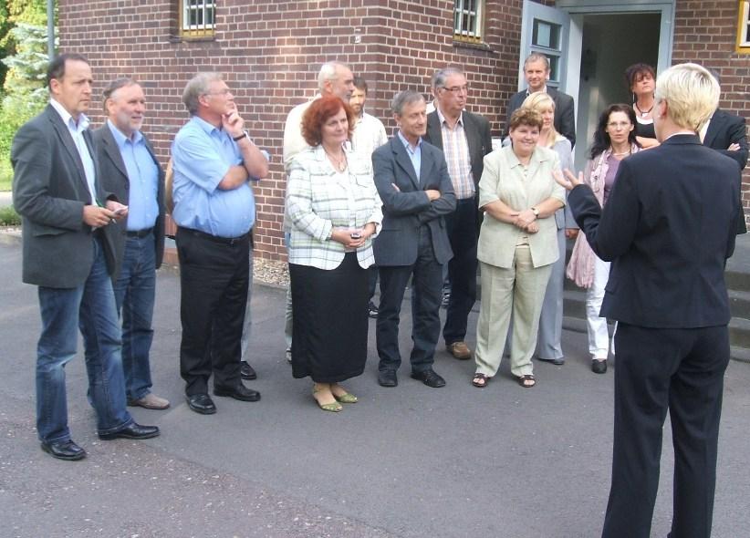 Arbeitsbesuch der SPD-Kreistagsfraktion bei AMEOS in Haldensleben